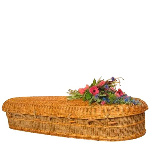 Seagrass Green Casket