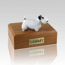 Sealyham Terrier Large Dog Urn