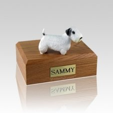 Sealyham Terrier Medium Dog Urn