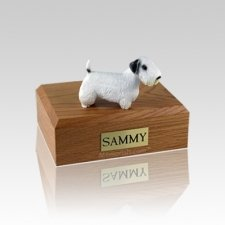 Sealyham Terrier Small Dog Urn