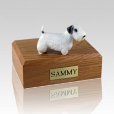 Sealyham Terrier X Large Dog Urn