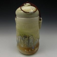 Seaside Cremation Urn