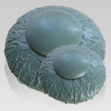 Serene Ivy Ceramic Cremation Urns
