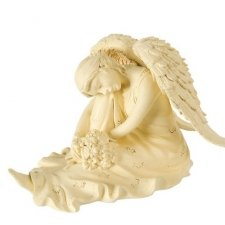 Serene Mini Angel Keepsake