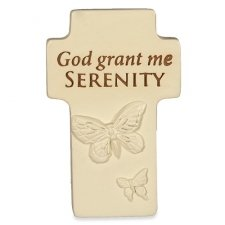 Serenity Comfort Cross Keepsakes