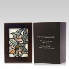 Serenity Wood Cremation Urns