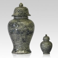 Sesame Ceramic Pet Urns