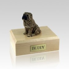 Shar Pei Medium Dog Urn