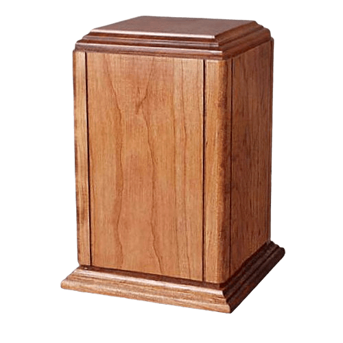 Sherwood Cherry Cremation Urn