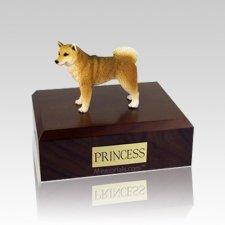 Shiba Medium Dog Urn