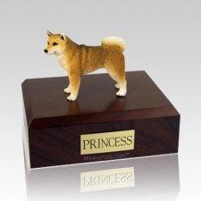 Shiba X Large Dog Urn