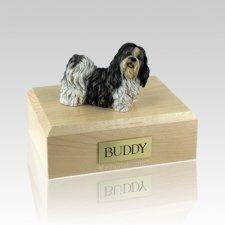 Shih Tzu Standing Large Dog Urn