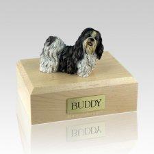 Shih Tzu Standing X Large Dog Urn