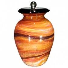 Sierra Glass Cremation Urn