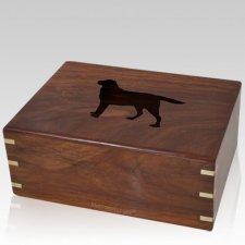 Silhouette Pet Cremation Urn