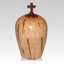 Simplic Cross Cremation Urn