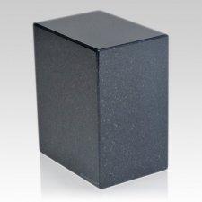 Simplic Nero Stone Pet Urn