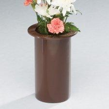 Simplicity Antique Cemetery Vase