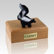 Skunk Cremation Urns