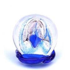 Sky & Ocean Blue Embrace Medium Memory Glass Keepsake
