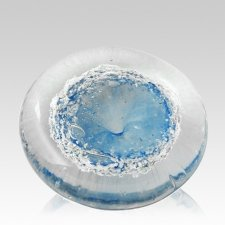 Sky Blue Cremation Touchstone