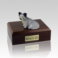 Skye Terrier Large Dog Urn