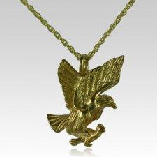 Soaring Eagle Cremation Jewelry II