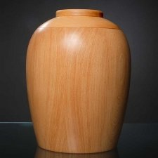 Society Wood Cremation Urn