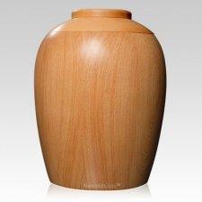 Society Wood Cremation Urn