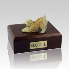 Soft Coated Wheaten Dog Urns
