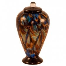 Soiree Glass Pet Cremation Urn
