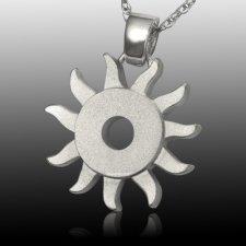 Sol Cremation Pendant