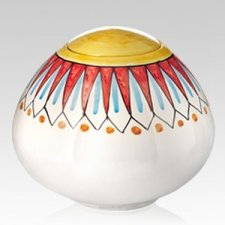 Sole Ceramic Cremation Urn
