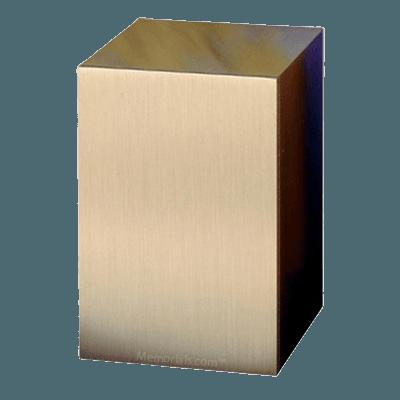 Solitude Bronze Cremation Urn
