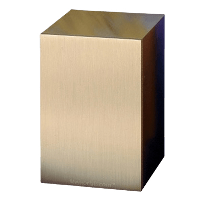 Solitude Bronze Cremation Urn