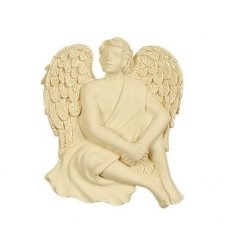 Solitude Magnet Mini Angel Keepsake