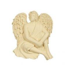 Solitude Magnet Mini Angel Keepsake