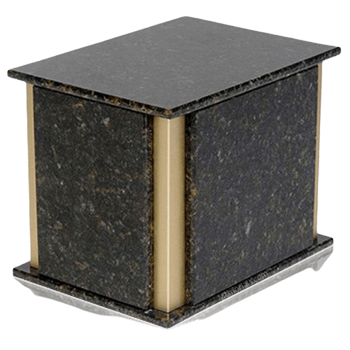 Solitude Verde Granite Companion Urn
