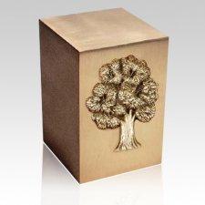 Sombra Bronze Cremation Urn