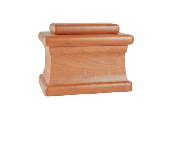 Sparrow Wood Cremation Urn