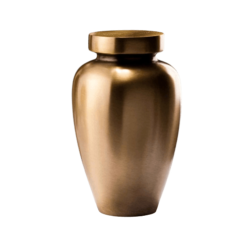Spartan Small Bronze Cremation Urn