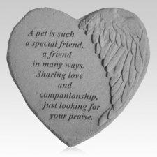Special Friend Memorial Stone