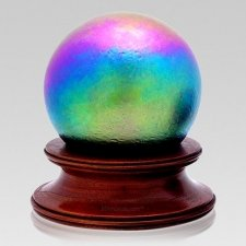 Spectrum Glass Child Cremation Urns