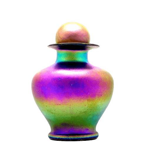 Spectrum Glass Cremation Urn