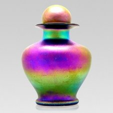 Spectrum Glass Cremation Urns