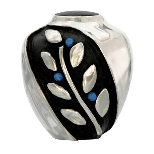 Spirit Lapis Bronze Funeral Urn