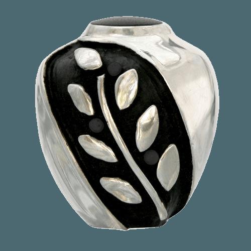 Spirit Obsidian Bronze Funeral Urn