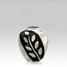 Spirit Obsidian Bronze Keepsake Urn