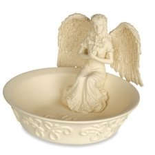 Spirit of Faith Angel Keepsake Dish