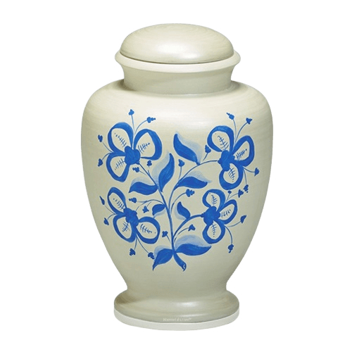 Spring Biodegradable Cremation Urn